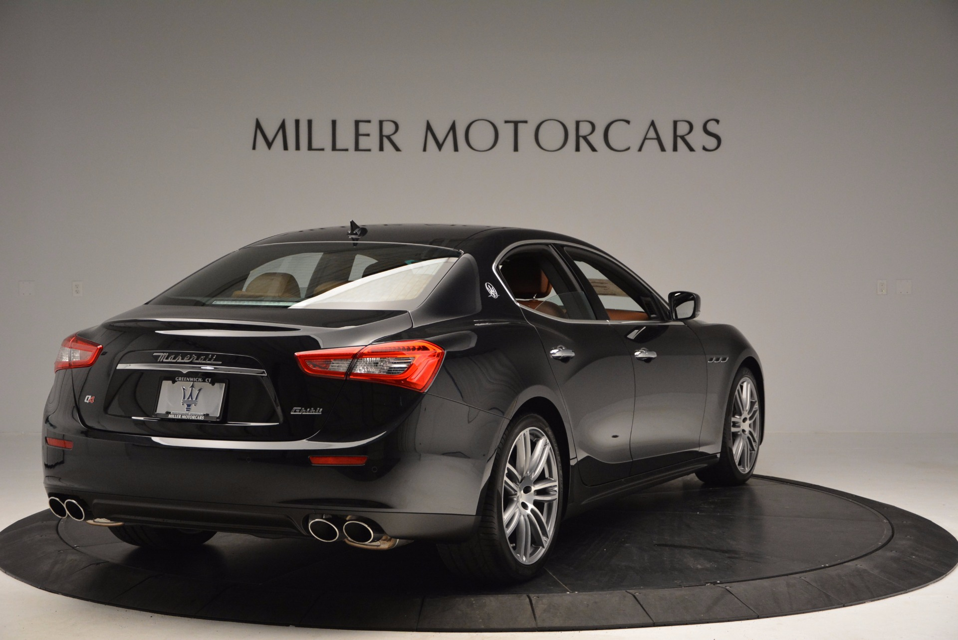 Used 2014 Maserati Ghibli S Q4 For Sale In Westport, CT 1587_p7