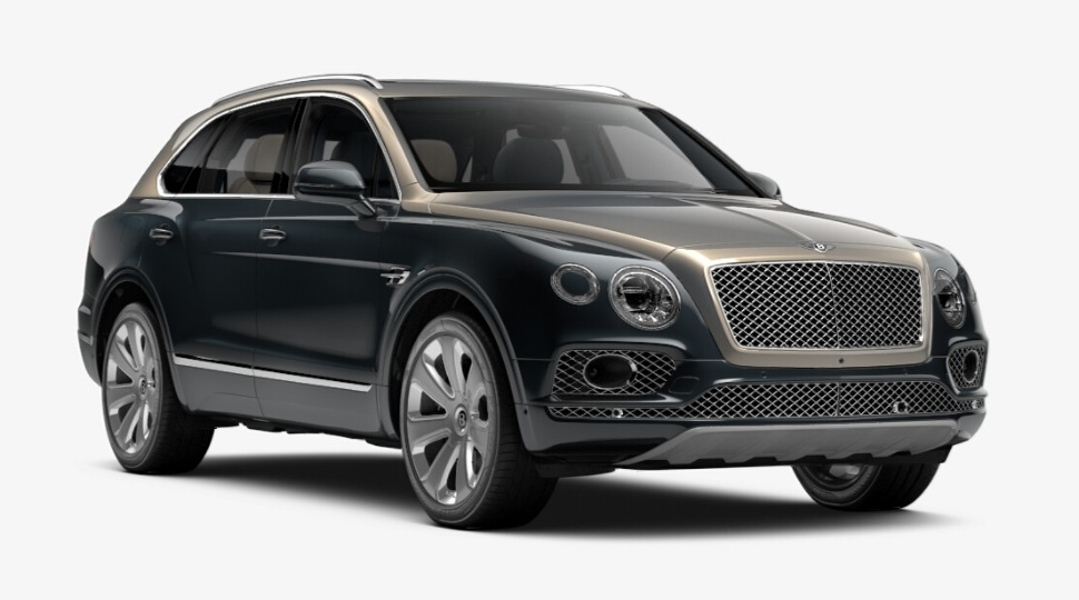New 2018 Bentley Bentayga Mulliner For Sale In Westport, CT 1588_main