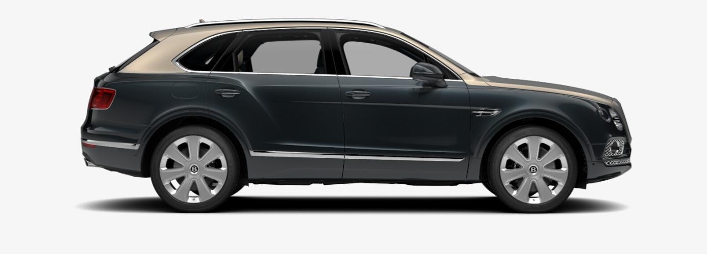 New 2018 Bentley Bentayga Mulliner For Sale In Westport, CT 1588_p2