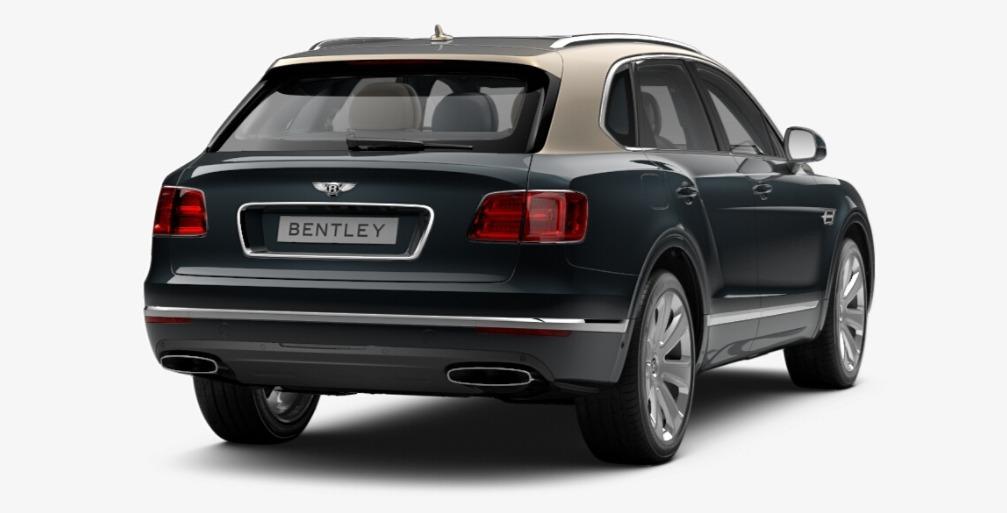 New 2018 Bentley Bentayga Mulliner For Sale In Westport, CT 1588_p3