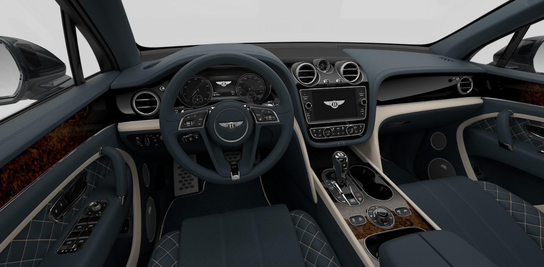 New 2018 Bentley Bentayga Mulliner For Sale In Westport, CT 1588_p6