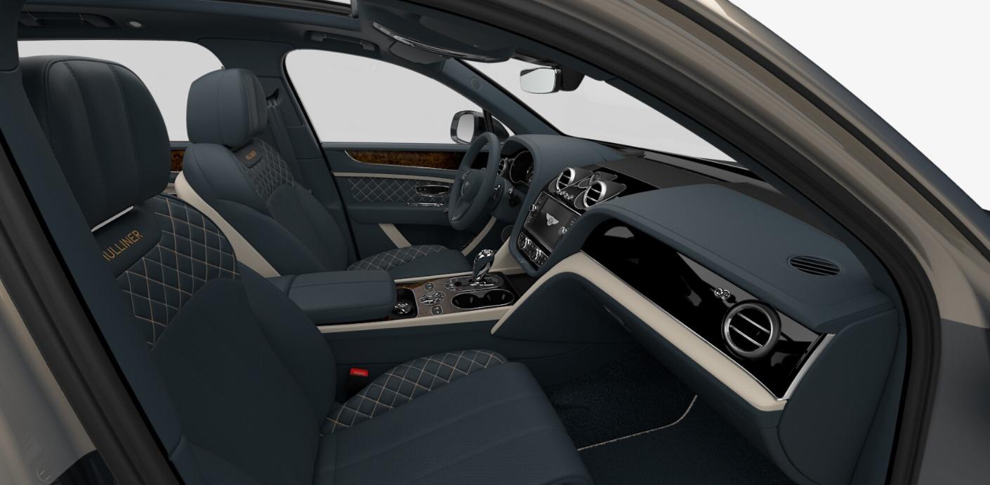 New 2018 Bentley Bentayga Mulliner For Sale In Westport, CT 1588_p7