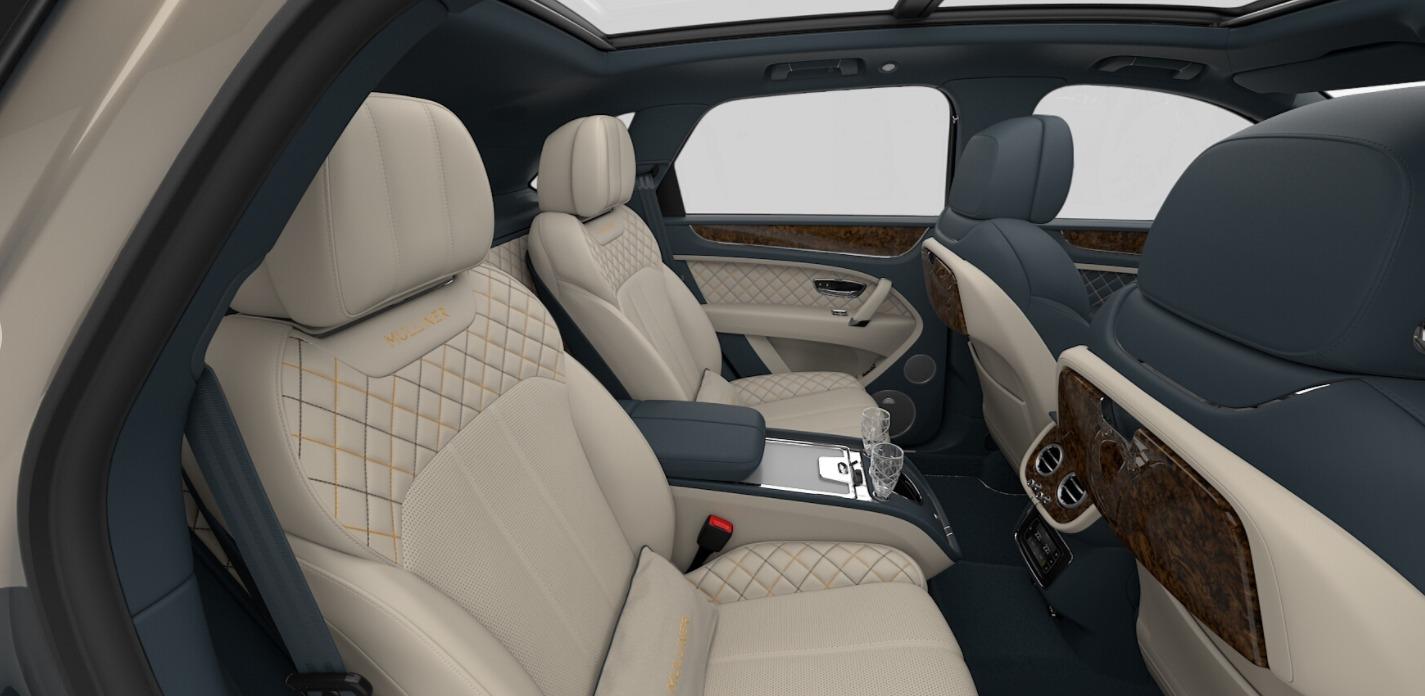 New 2018 Bentley Bentayga Mulliner For Sale In Westport, CT 1588_p8