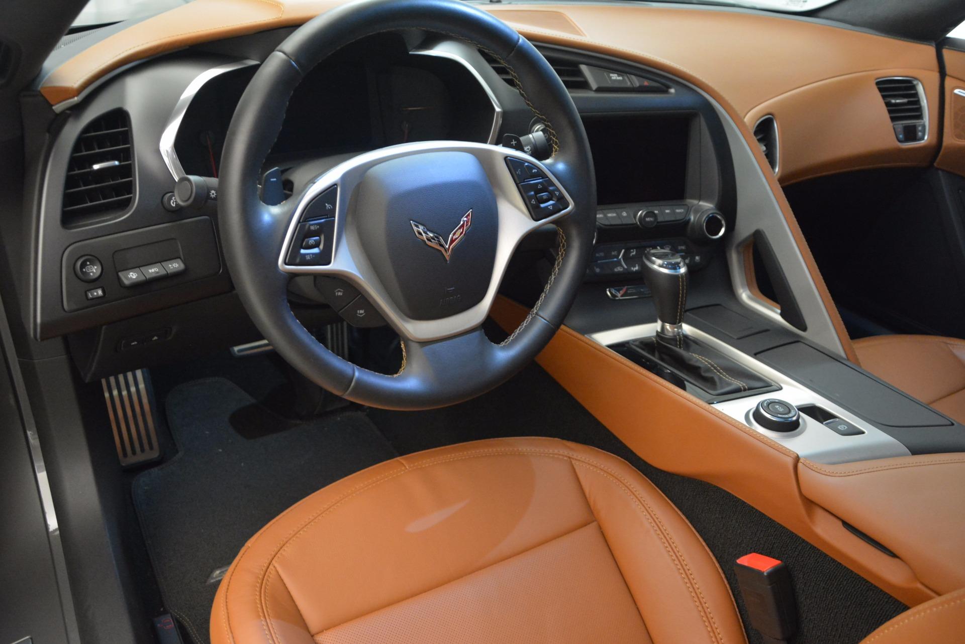 Used 2015 Chevrolet Corvette Stingray Z51 For Sale In Westport, CT 1589_p29