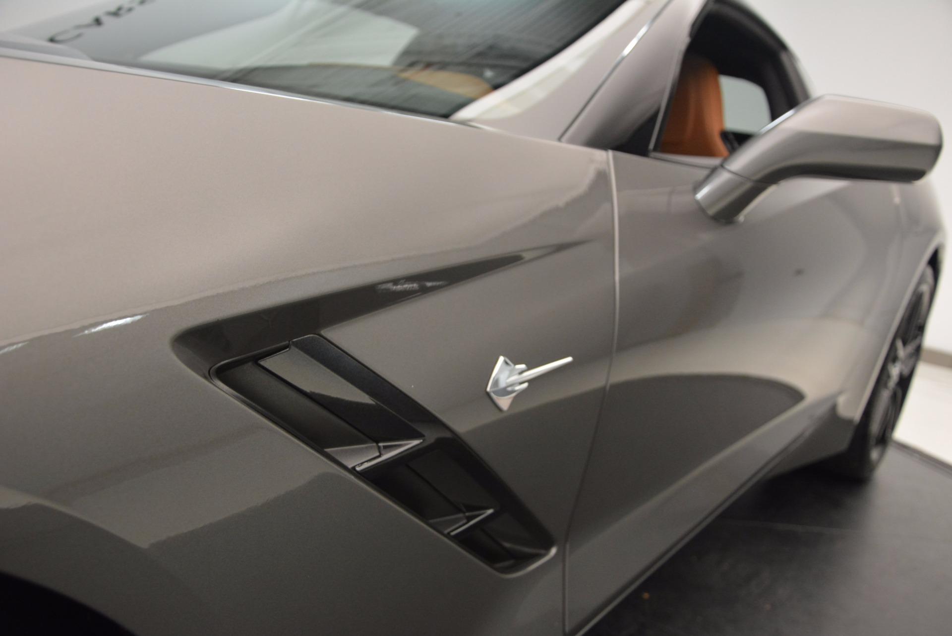 Used 2015 Chevrolet Corvette Stingray Z51 For Sale In Westport, CT 1589_p33