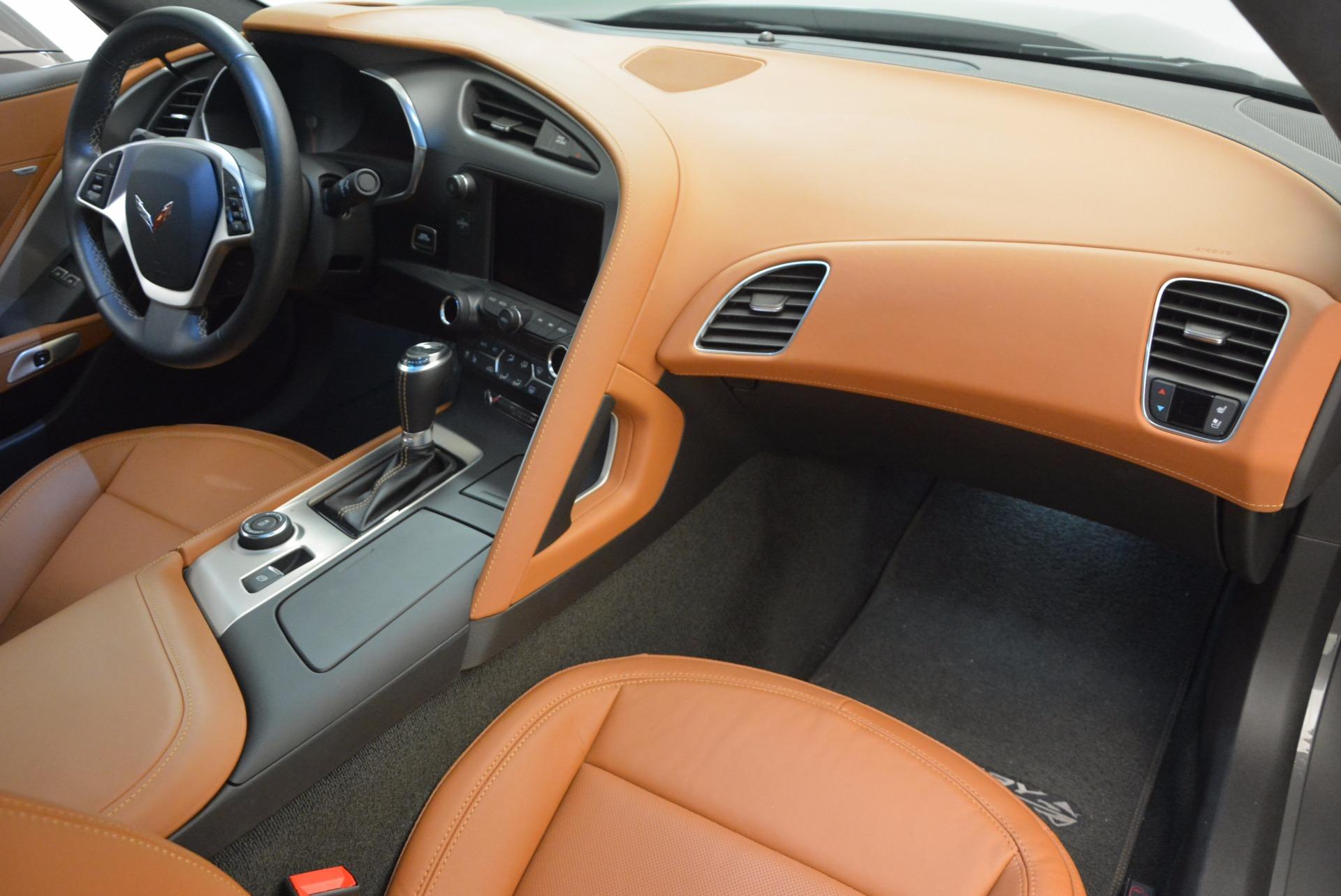 Used 2015 Chevrolet Corvette Stingray Z51 For Sale In Westport, CT 1589_p36