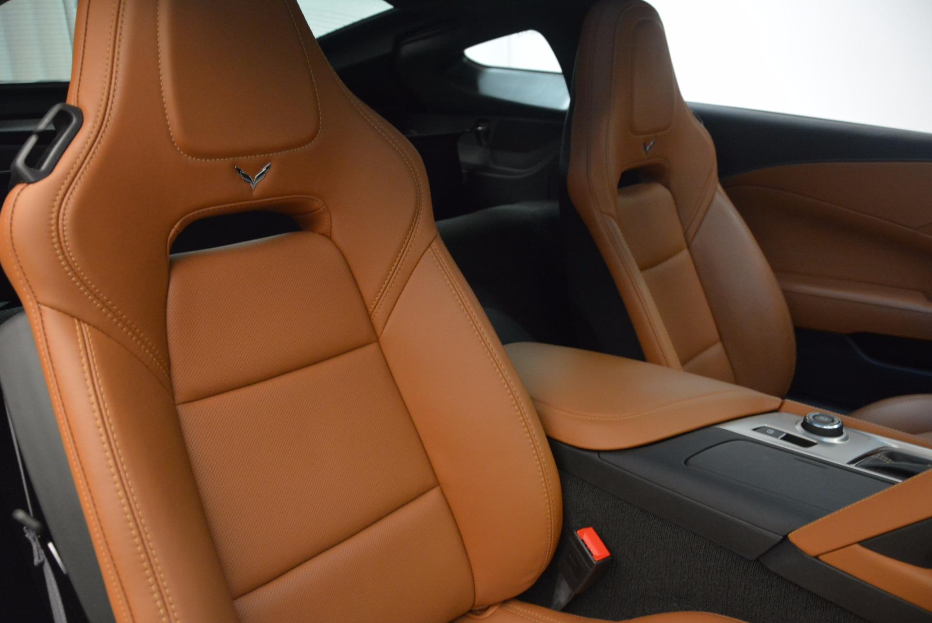 Used 2015 Chevrolet Corvette Stingray Z51 For Sale In Westport, CT 1589_p38