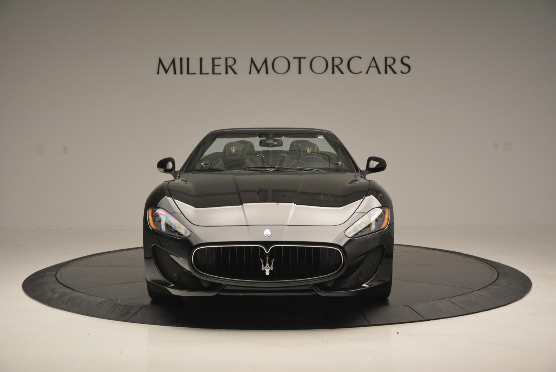 New 2017 Maserati GranTurismo Convertible Sport For Sale In Westport, CT 159_p18