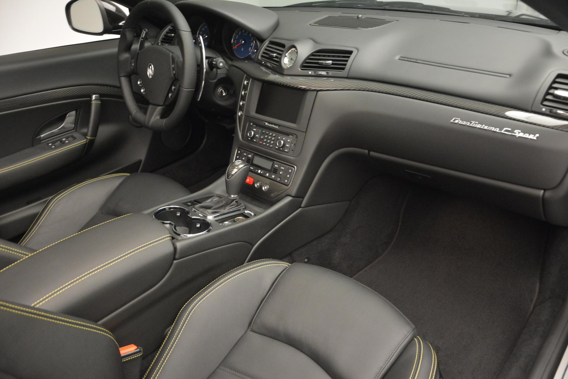 New 2017 Maserati GranTurismo Convertible Sport For Sale In Westport, CT 159_p25