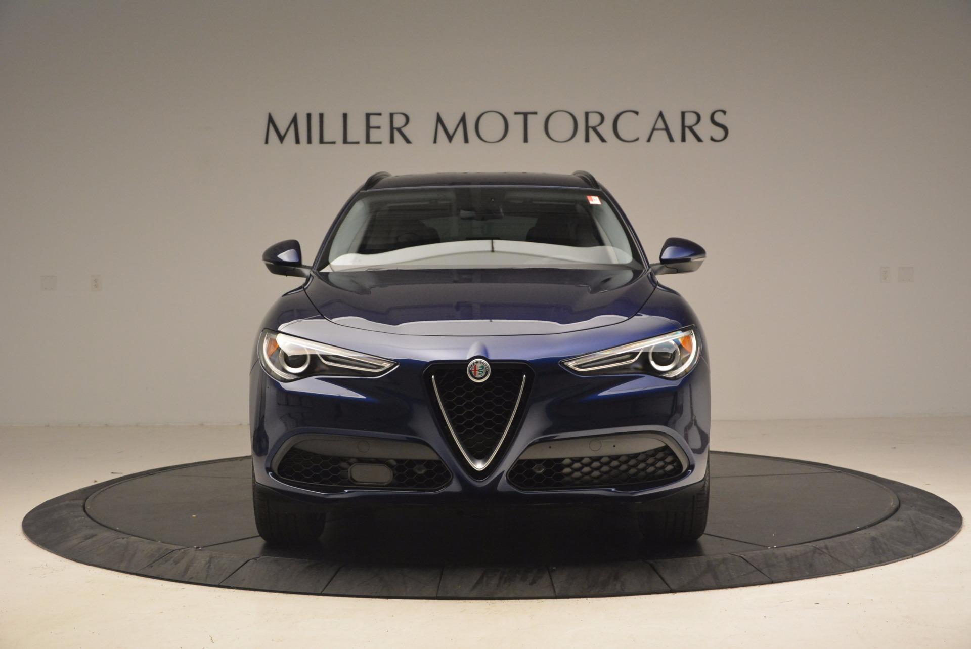 New 2018 Alfa Romeo Stelvio Q4 For Sale In Westport, CT 1590_p12