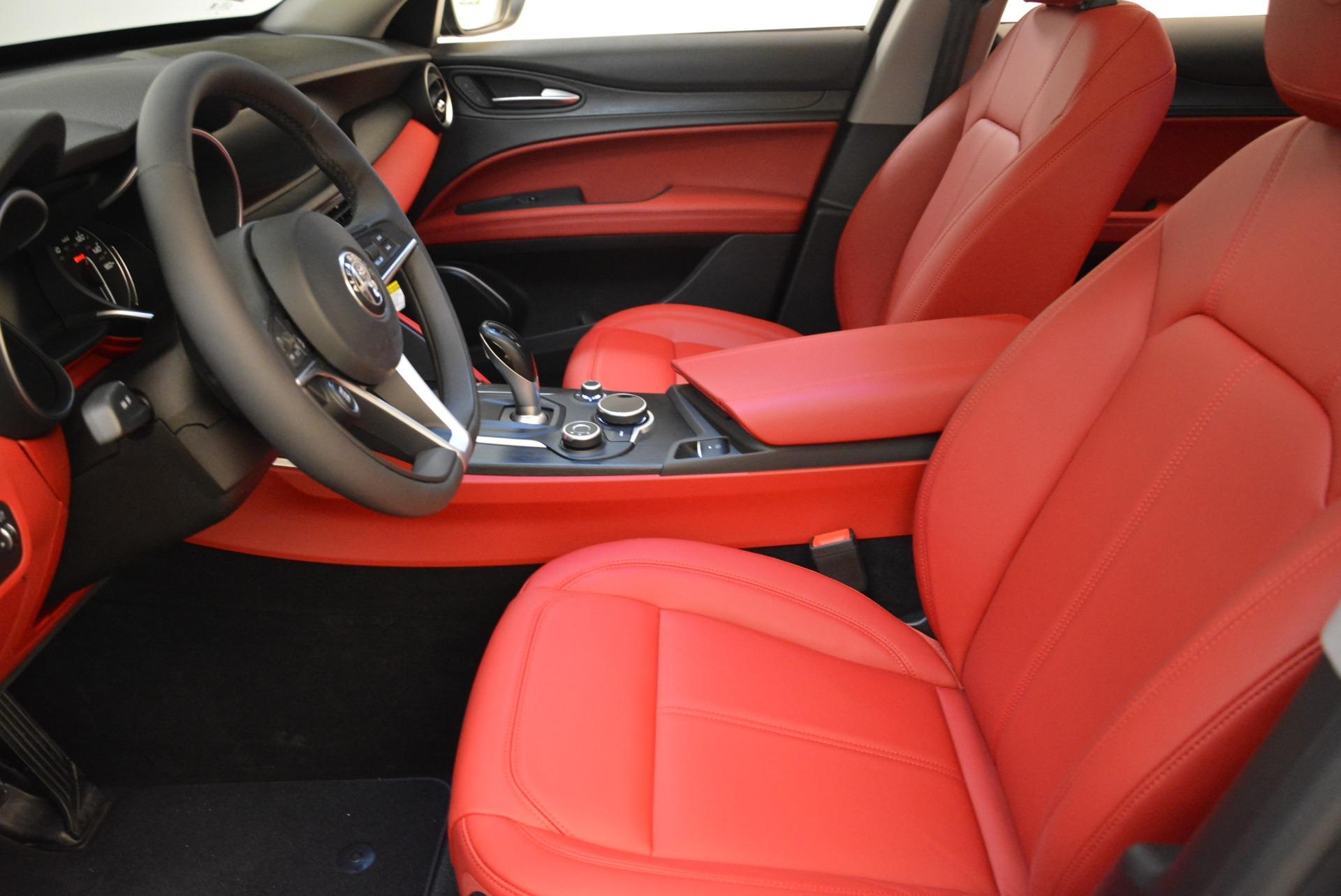 New 2018 Alfa Romeo Stelvio Q4 For Sale In Westport, CT 1592_p14