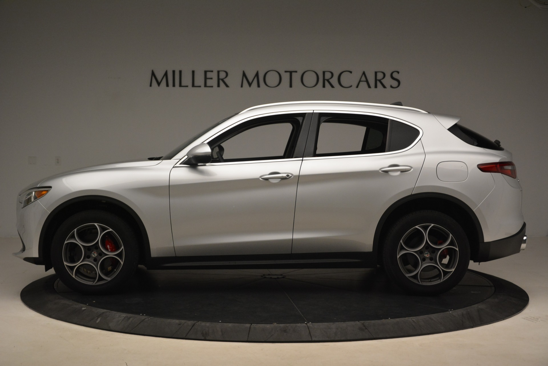 New 2018 Alfa Romeo Stelvio Ti Q4 For Sale In Westport, CT 1593_p3