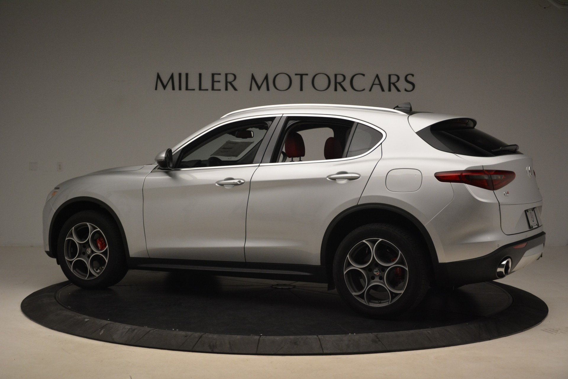 New 2018 Alfa Romeo Stelvio Ti Q4 For Sale In Westport, CT 1593_p4