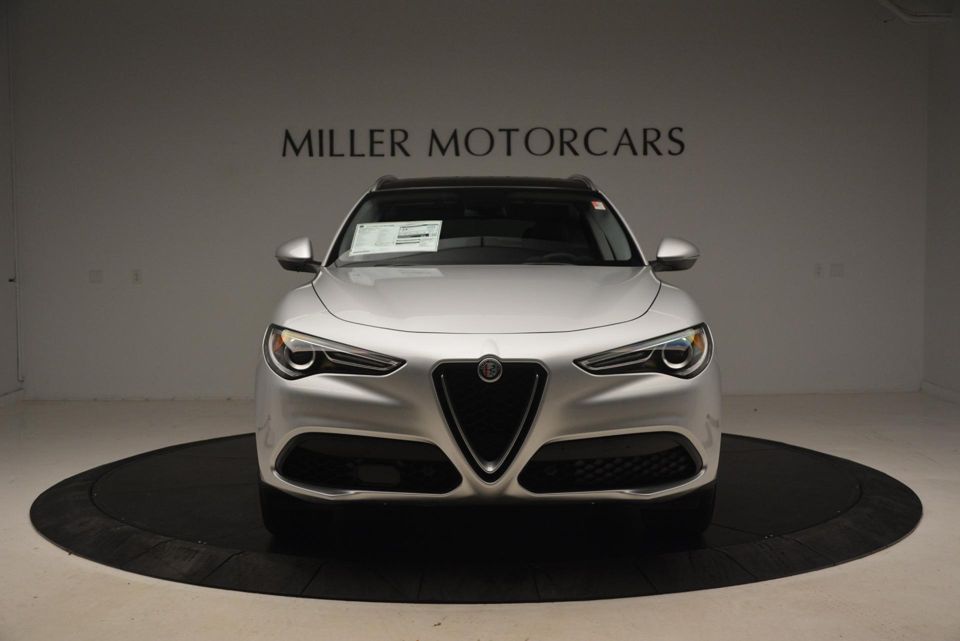 New 2018 Alfa Romeo Stelvio Ti Q4 For Sale In Westport, CT 1594_p12