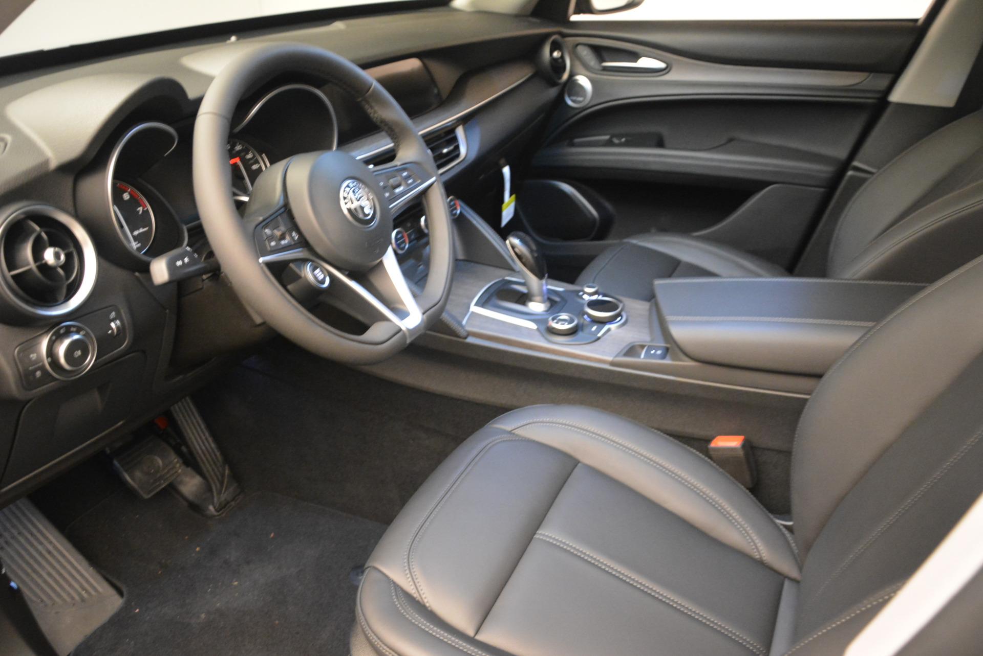 New 2018 Alfa Romeo Stelvio Ti Q4 For Sale In Westport, CT 1594_p13