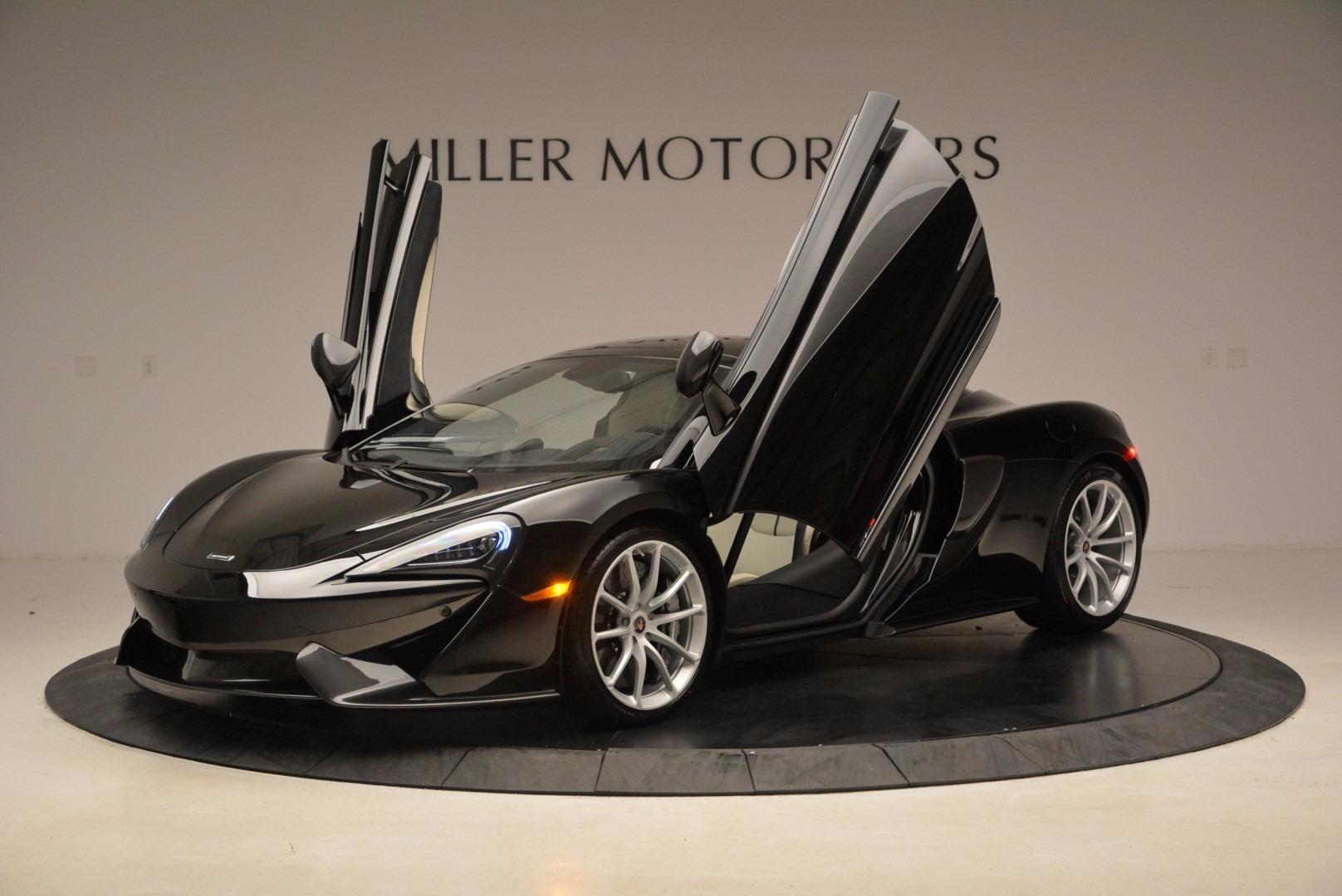 New 2018 McLaren 570S Spider  For Sale In Westport, CT 1595_p14