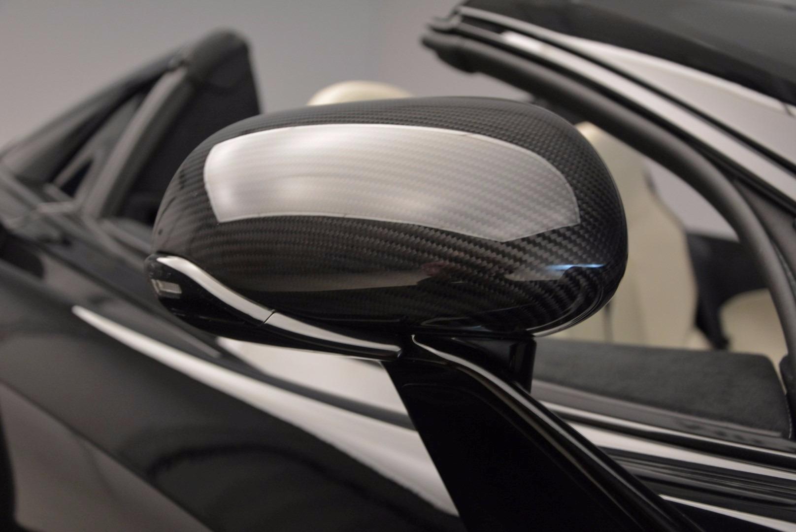 New 2018 McLaren 570S Spider  For Sale In Westport, CT 1595_p31