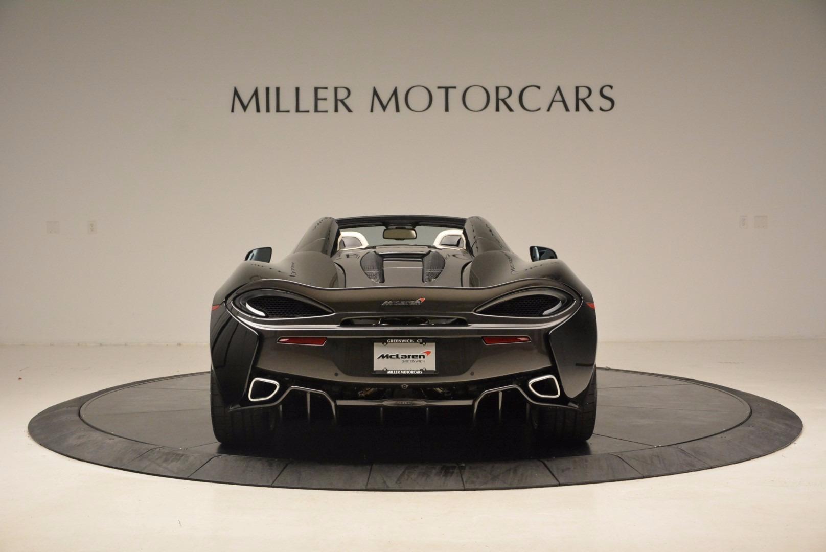 New 2018 McLaren 570S Spider  For Sale In Westport, CT 1595_p6