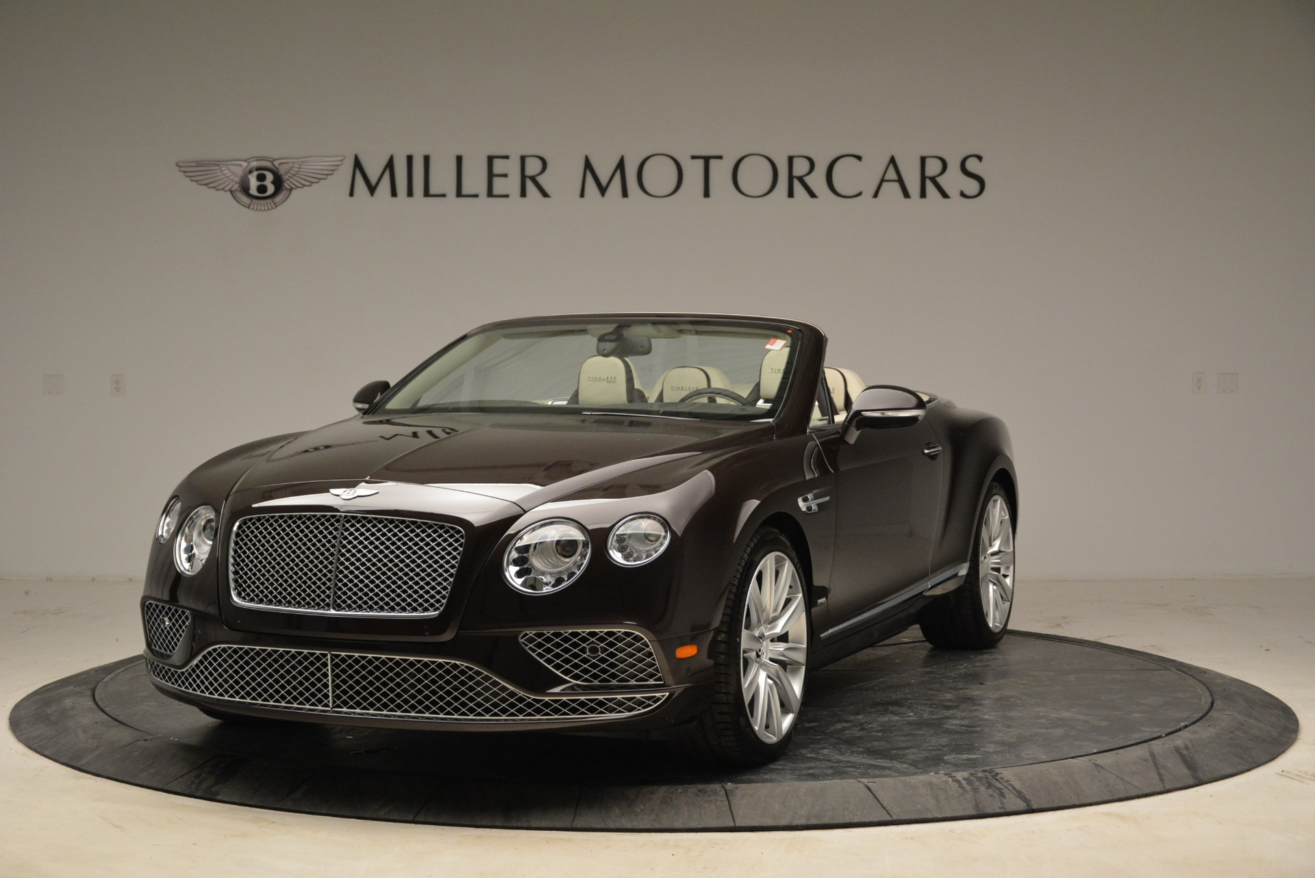 New 2018 Bentley Continental GT Timeless Series For Sale In Westport, CT 1596_main