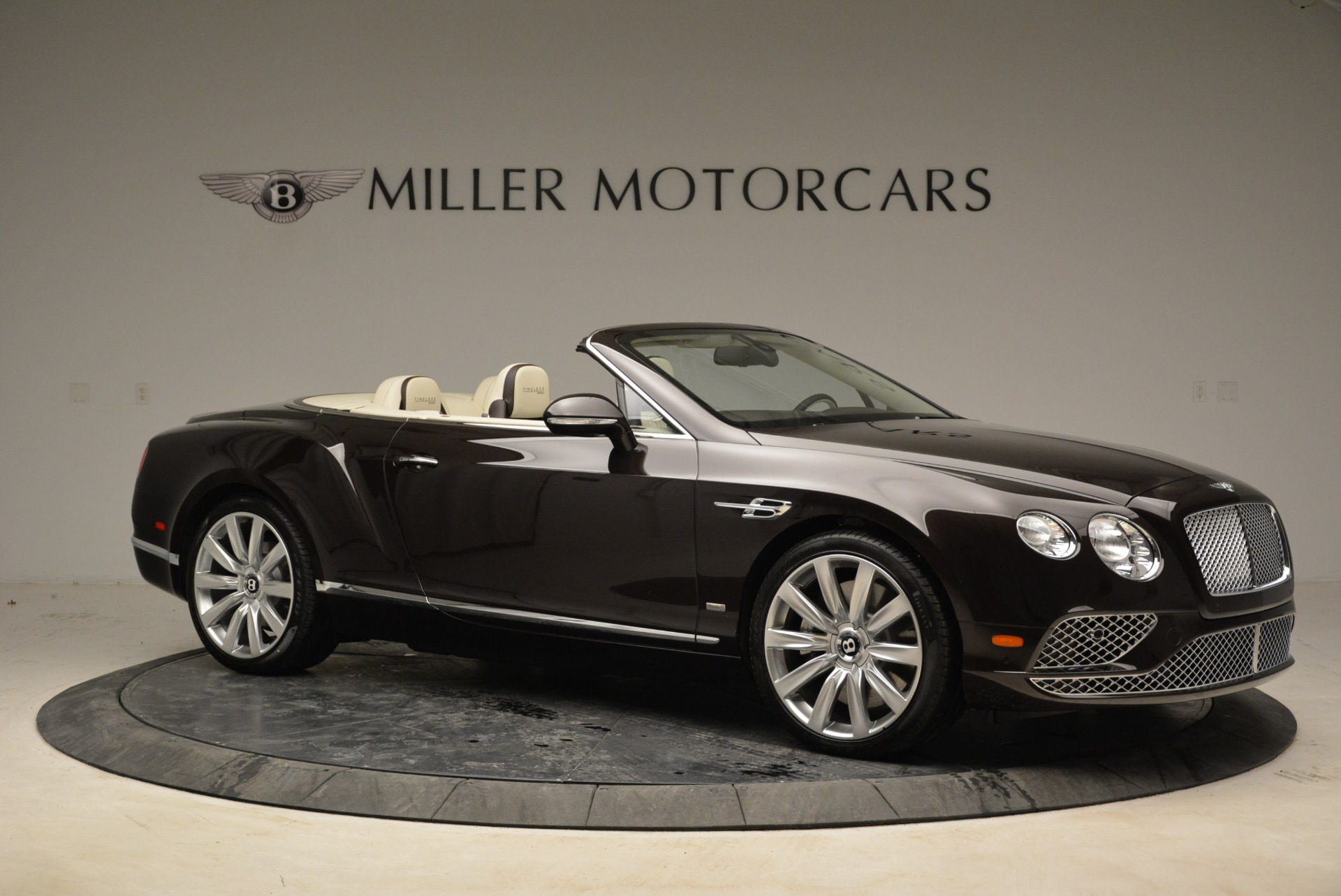 New 2018 Bentley Continental GT Timeless Series For Sale In Westport, CT 1596_p10