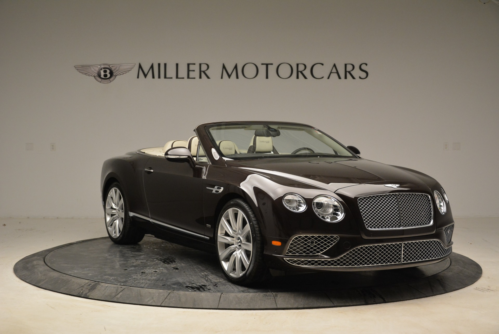 New 2018 Bentley Continental GT Timeless Series For Sale In Westport, CT 1596_p11