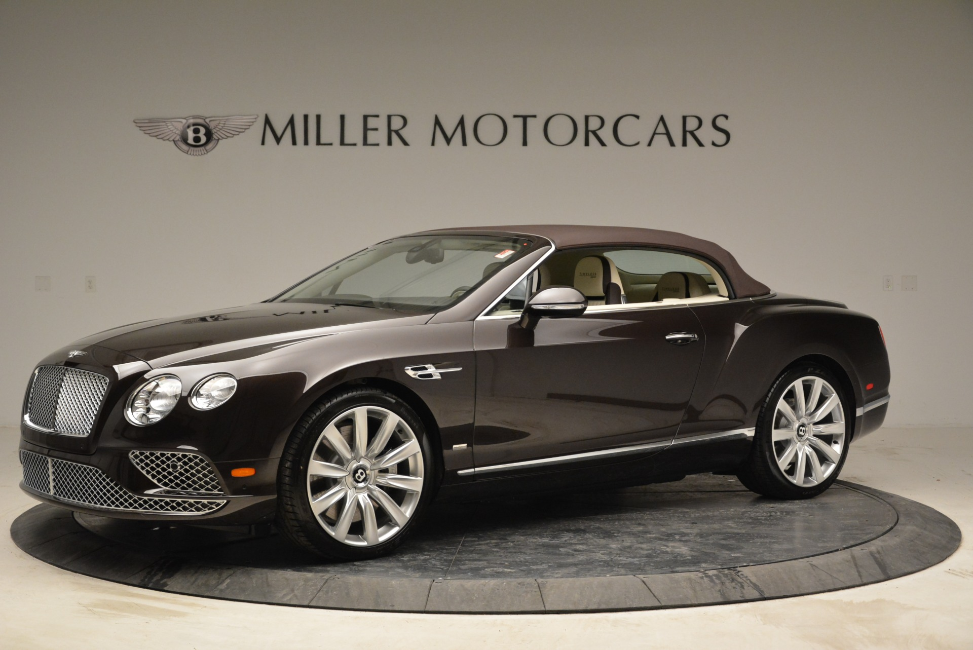 New 2018 Bentley Continental GT Timeless Series For Sale In Westport, CT 1596_p13