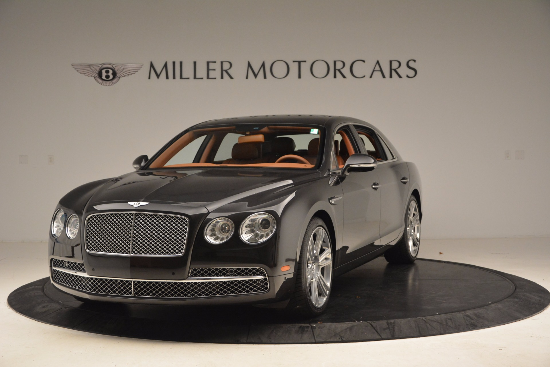 Used 2014 Bentley Flying Spur W12 For Sale In Westport, CT 1598_main