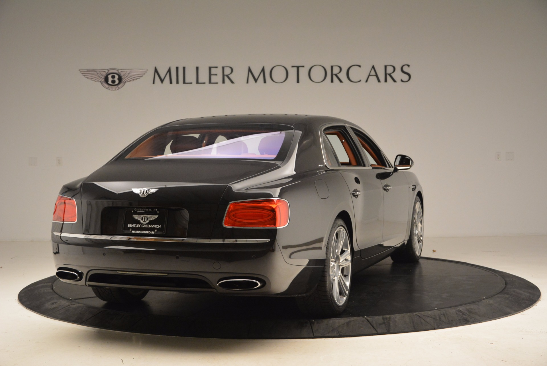 Used 2014 Bentley Flying Spur W12 For Sale In Westport, CT 1598_p11
