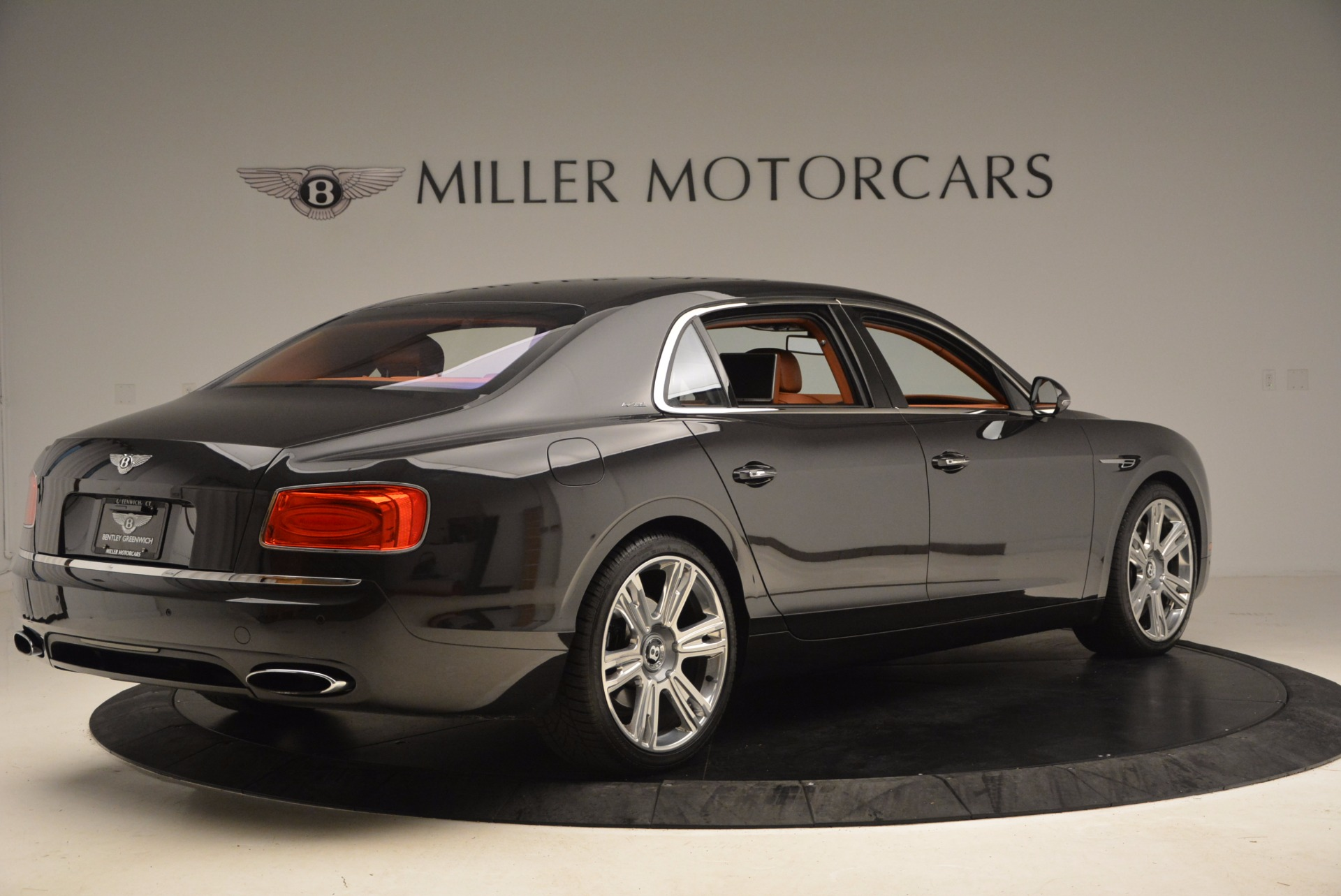 Used 2014 Bentley Flying Spur W12 For Sale In Westport, CT 1598_p12
