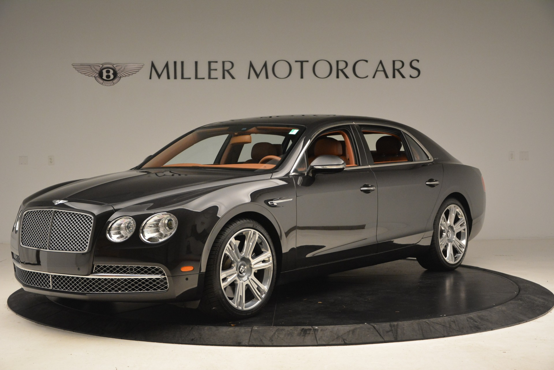 Used 2014 Bentley Flying Spur W12 For Sale In Westport, CT 1598_p2
