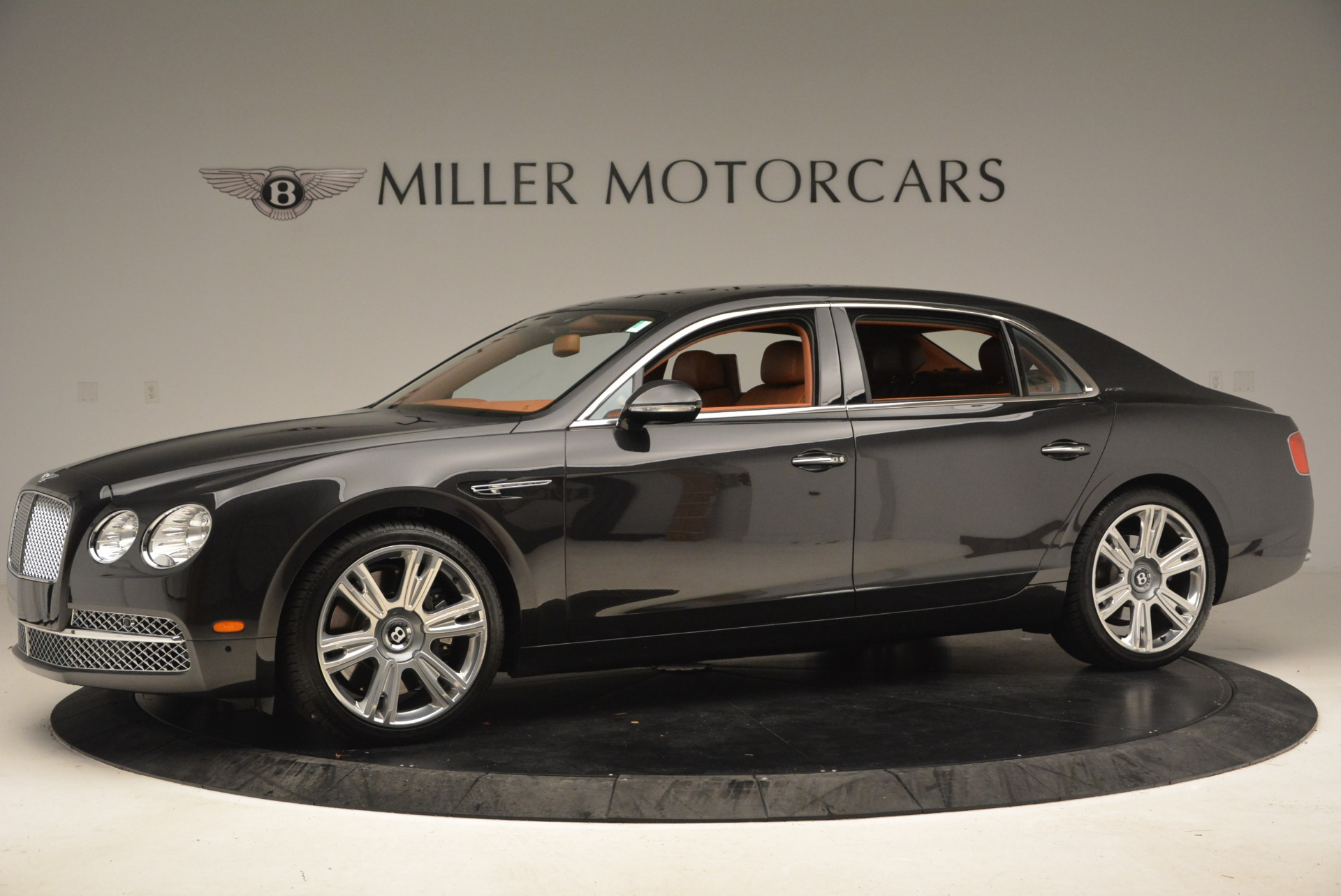 Used 2014 Bentley Flying Spur W12 For Sale In Westport, CT 1598_p3