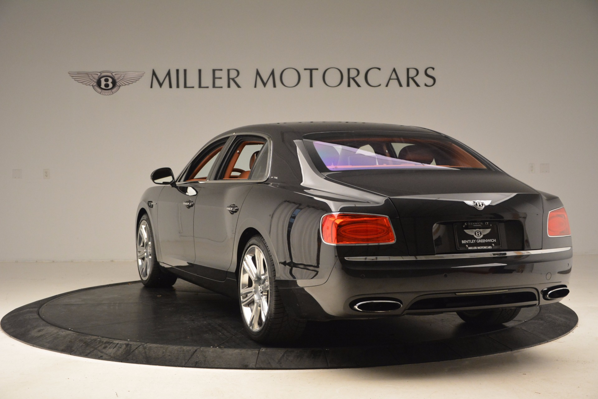 Used 2014 Bentley Flying Spur W12 For Sale In Westport, CT 1598_p7