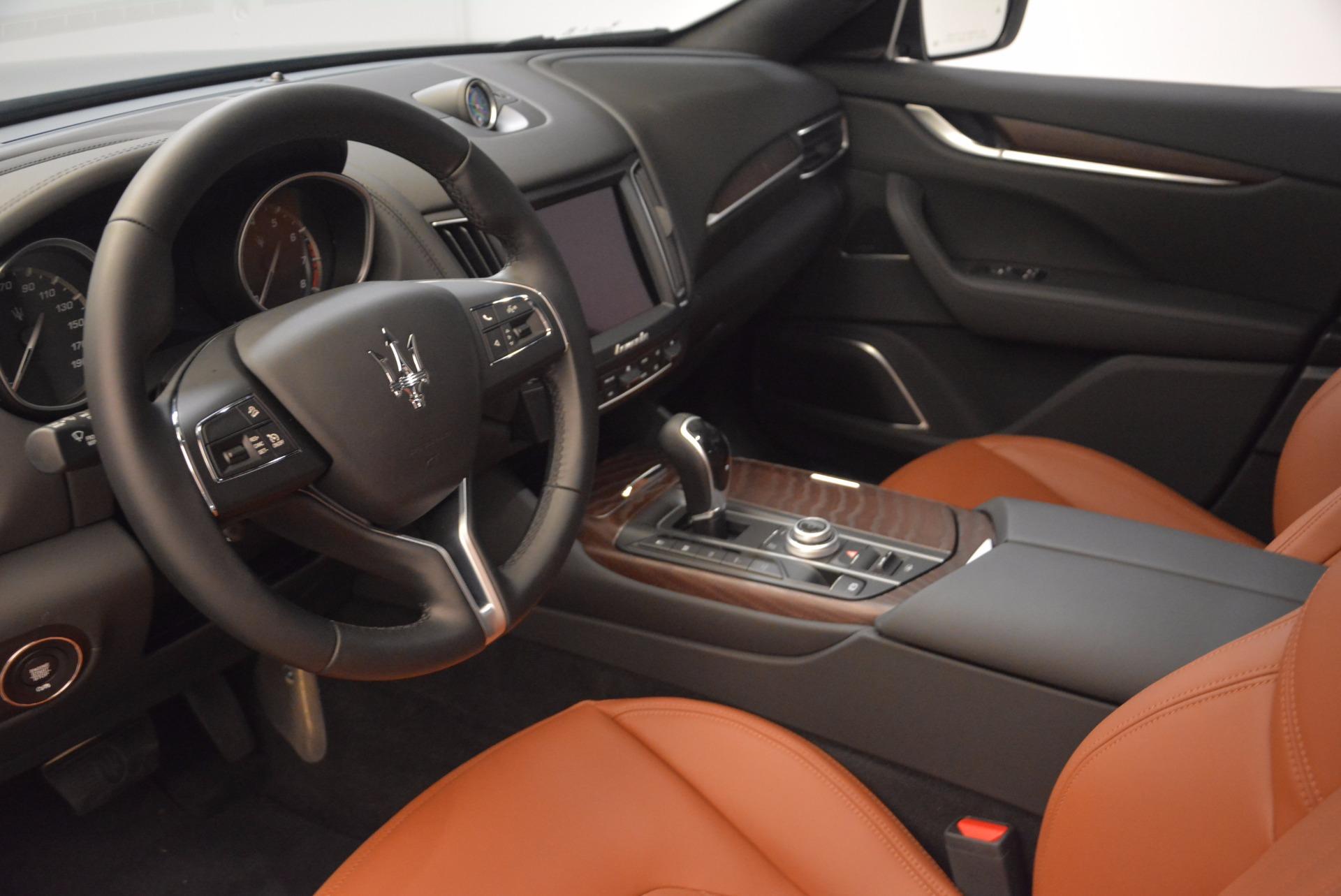 New 2018 Maserati Levante Q4 GranLusso For Sale In Westport, CT 1599_p13