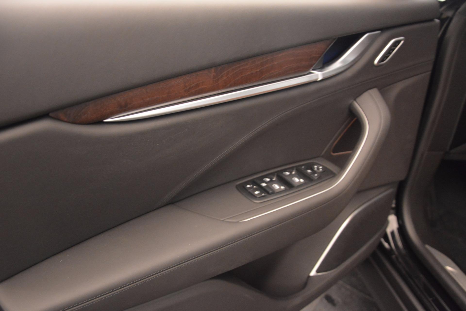 New 2018 Maserati Levante Q4 GranLusso For Sale In Westport, CT 1599_p17