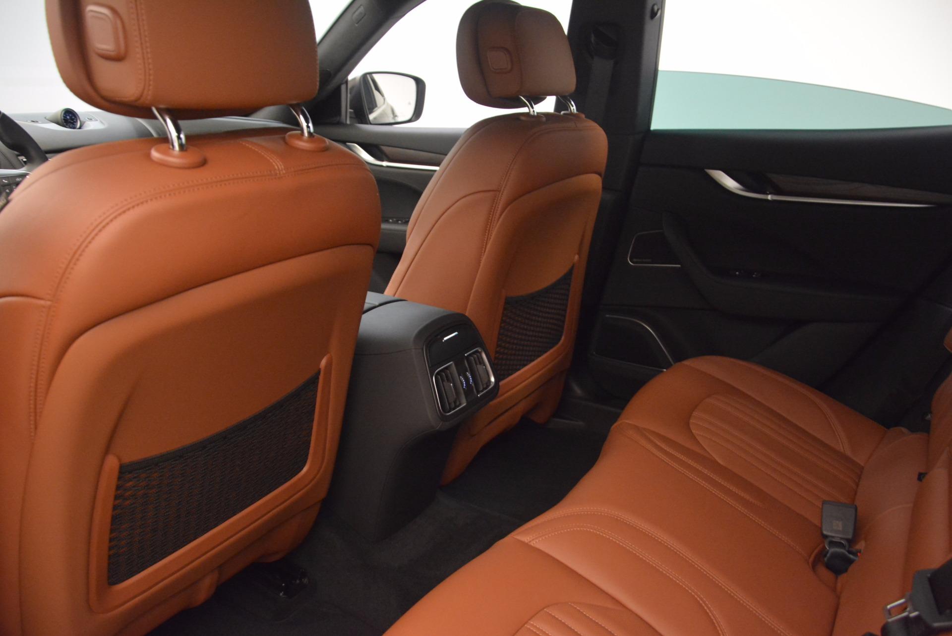 New 2018 Maserati Levante Q4 GranLusso For Sale In Westport, CT 1599_p18
