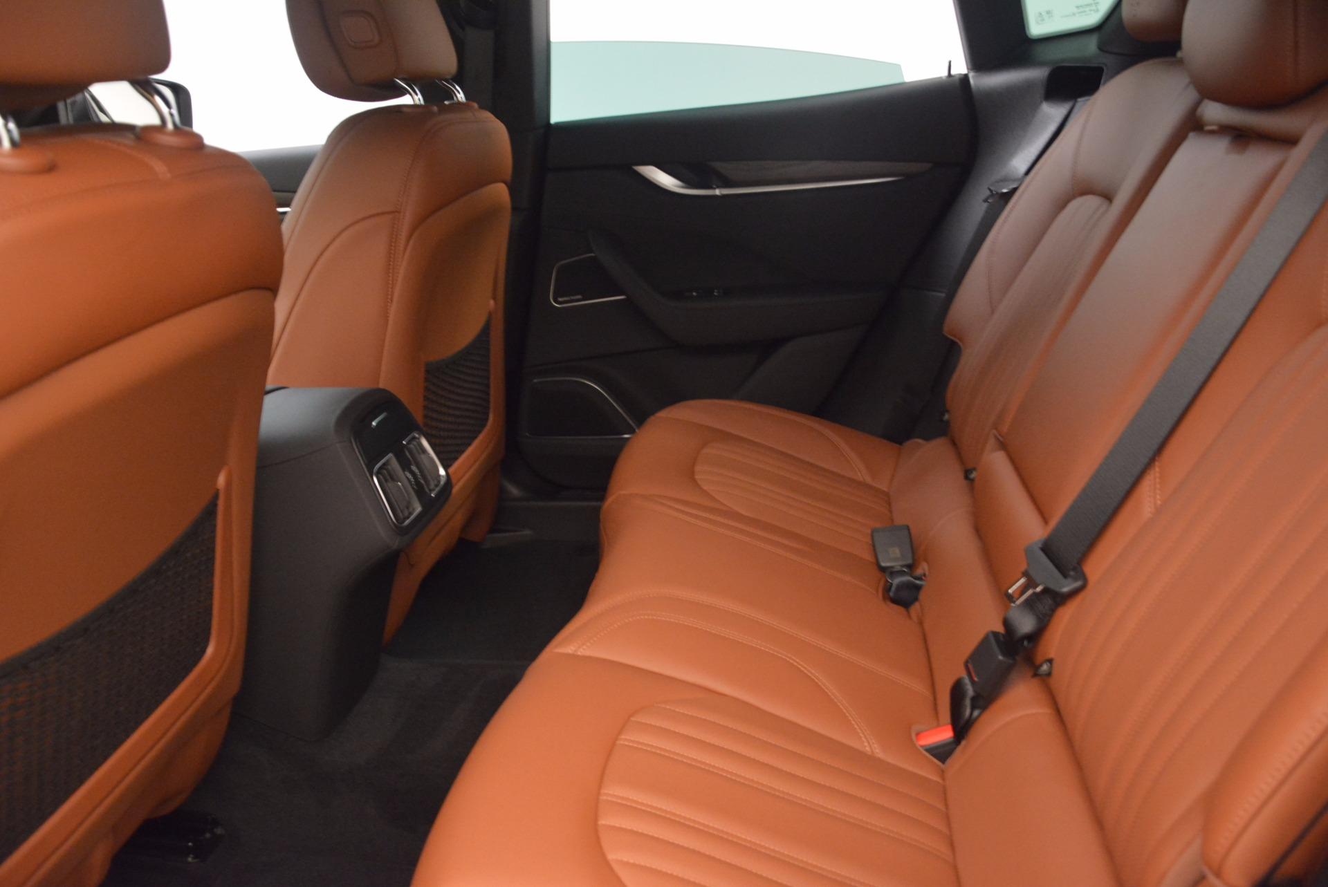 New 2018 Maserati Levante Q4 GranLusso For Sale In Westport, CT 1599_p19