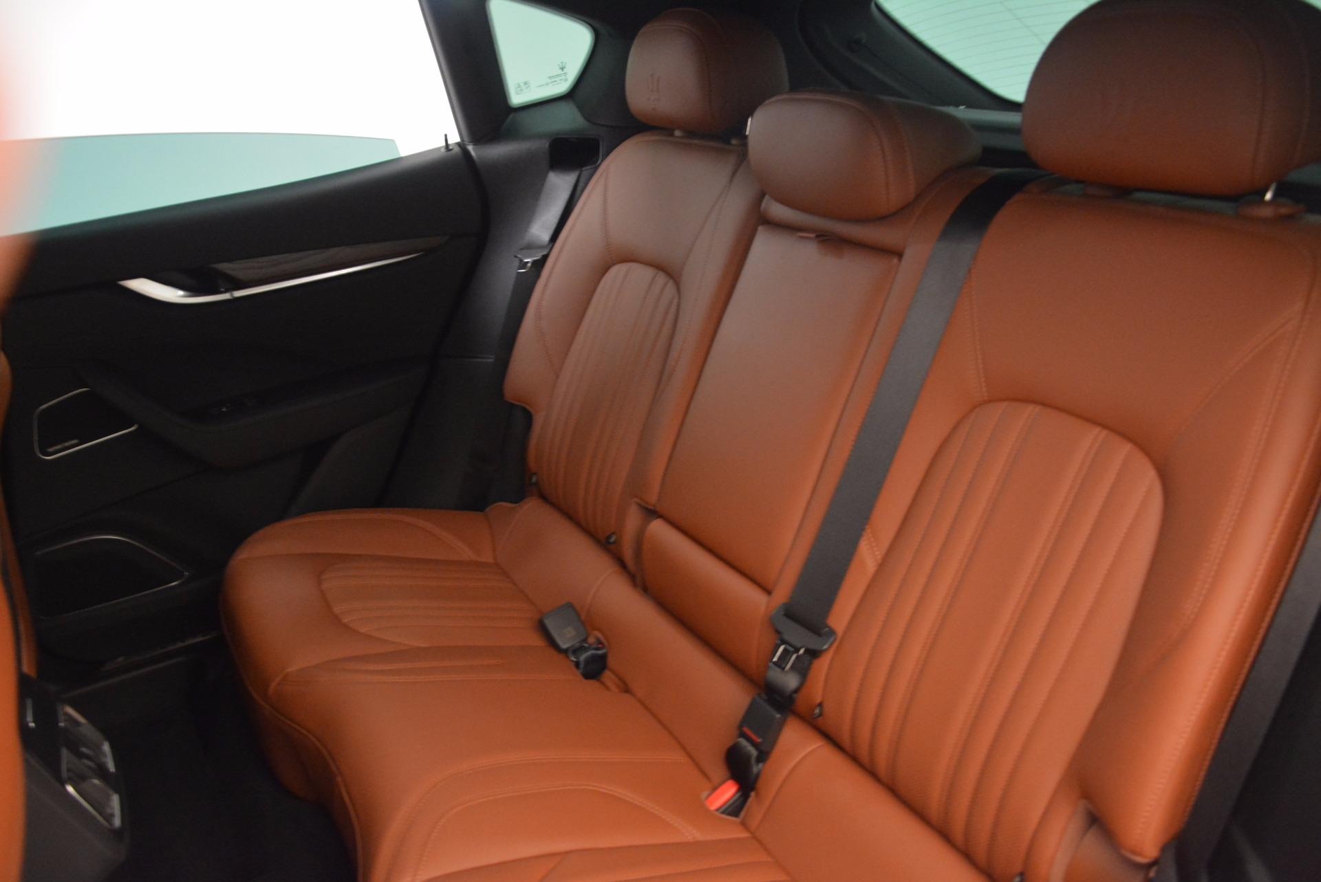 New 2018 Maserati Levante Q4 GranLusso For Sale In Westport, CT 1599_p20