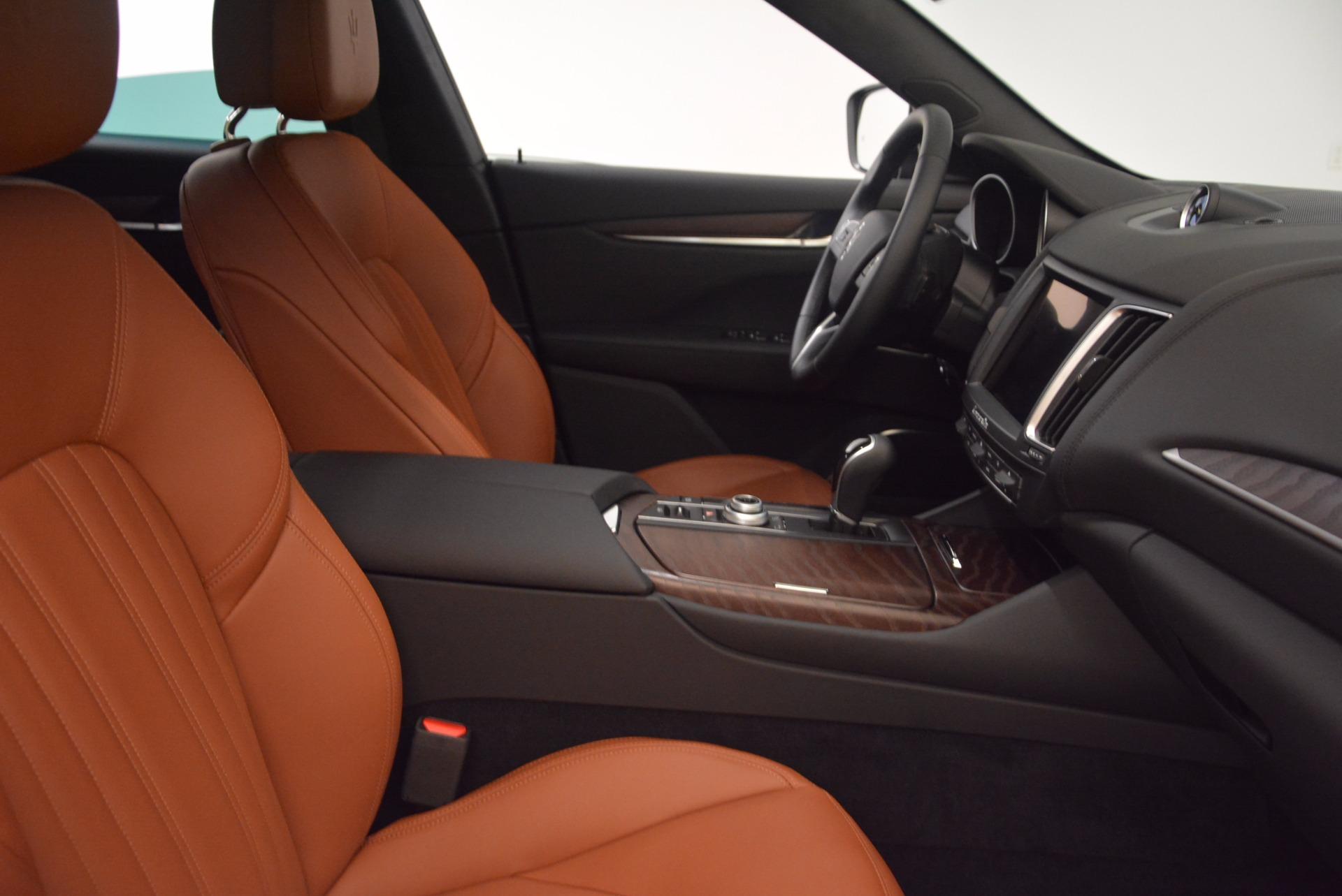 New 2018 Maserati Levante Q4 GranLusso For Sale In Westport, CT 1599_p22