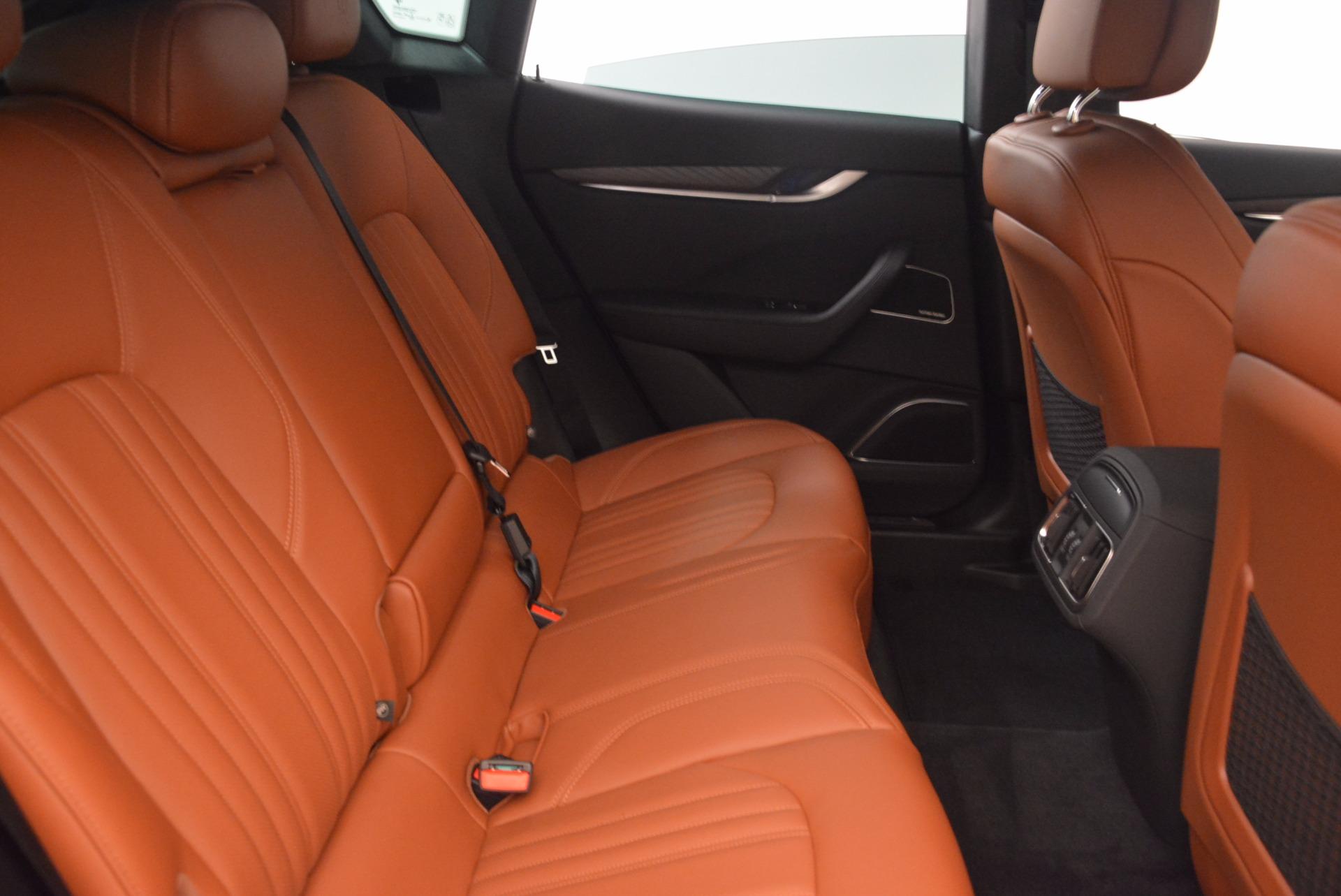 New 2018 Maserati Levante Q4 GranLusso For Sale In Westport, CT 1599_p25