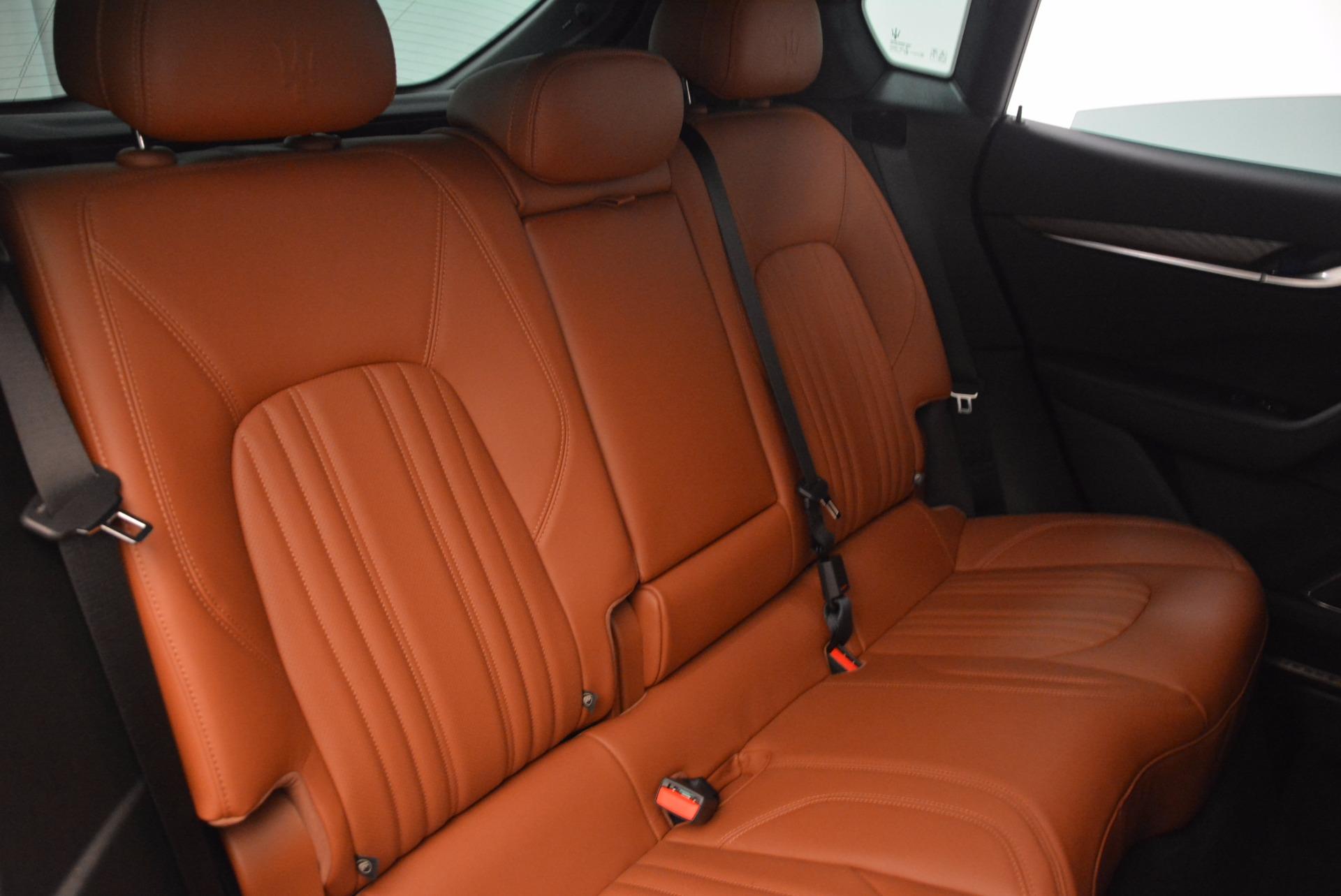 New 2018 Maserati Levante Q4 GranLusso For Sale In Westport, CT 1599_p26