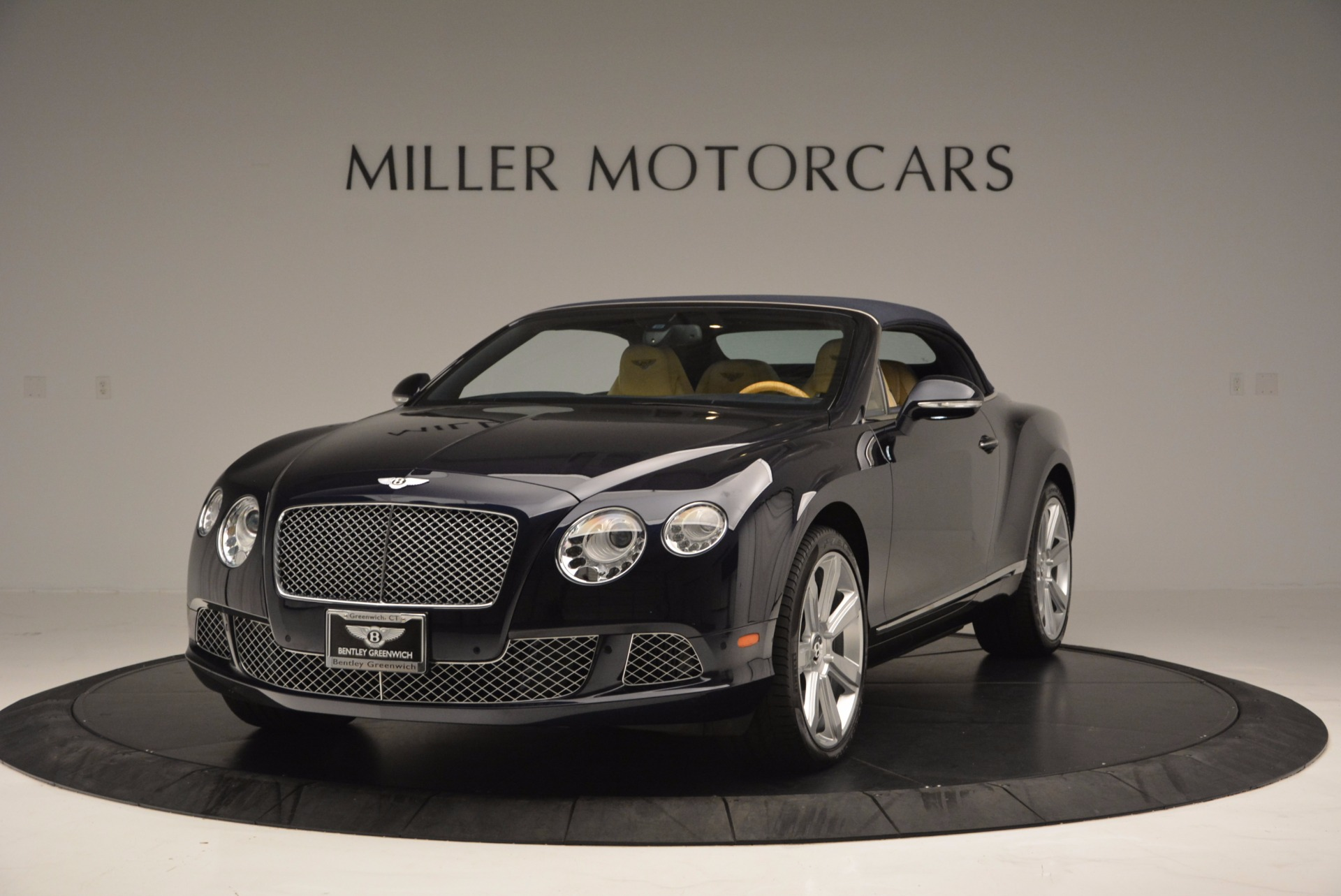 Used 2012 Bentley Continental GTC  For Sale In Westport, CT 16_p14