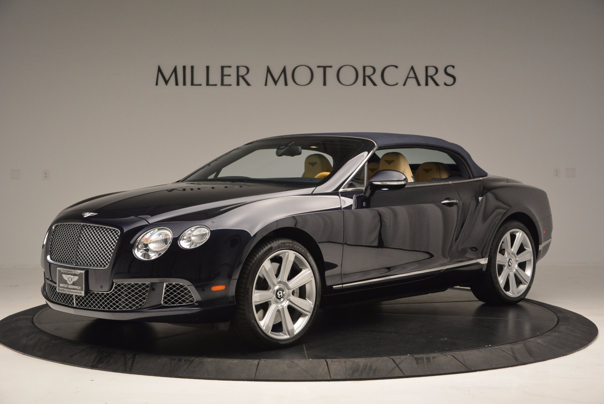 Used 2012 Bentley Continental GTC  For Sale In Westport, CT 16_p15