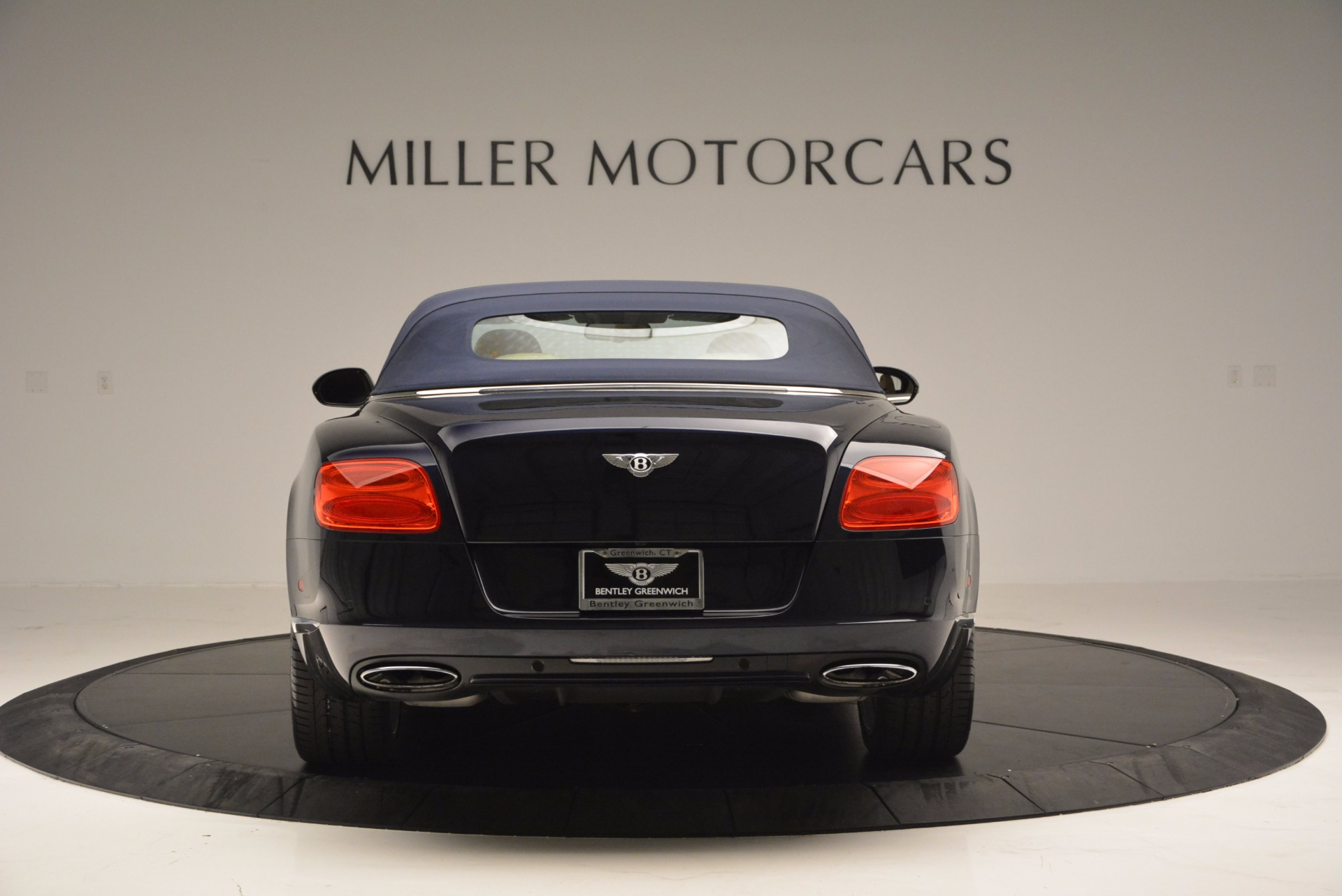 Used 2012 Bentley Continental GTC  For Sale In Westport, CT 16_p19