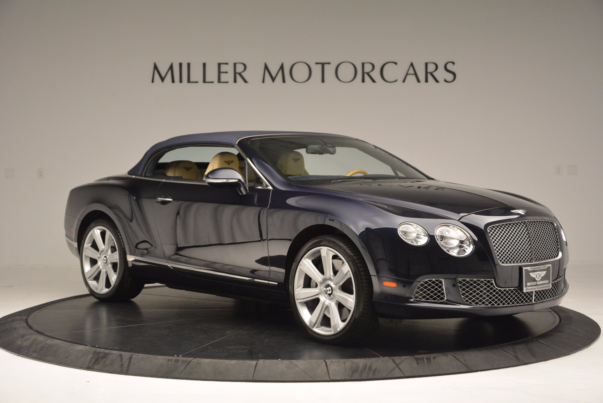 Used 2012 Bentley Continental GTC  For Sale In Westport, CT 16_p23