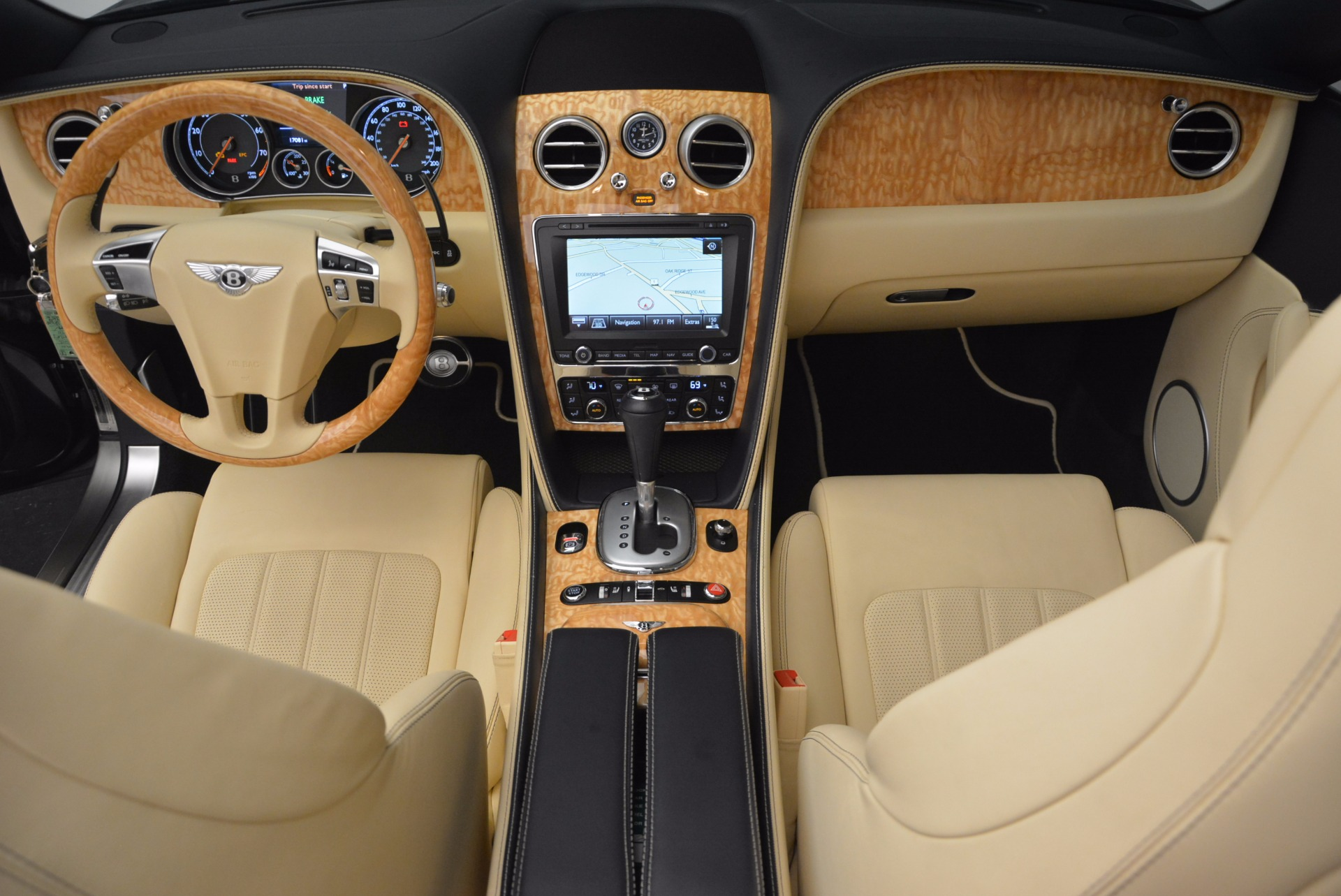 Used 2012 Bentley Continental GTC  For Sale In Westport, CT 16_p40