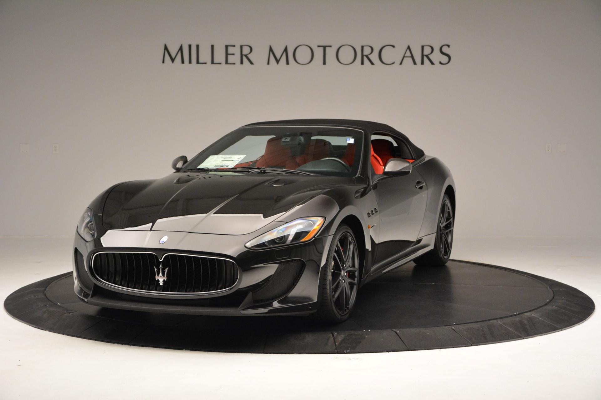 New 2016 Maserati GranTurismo Convertible MC For Sale In Westport, CT 160_p8