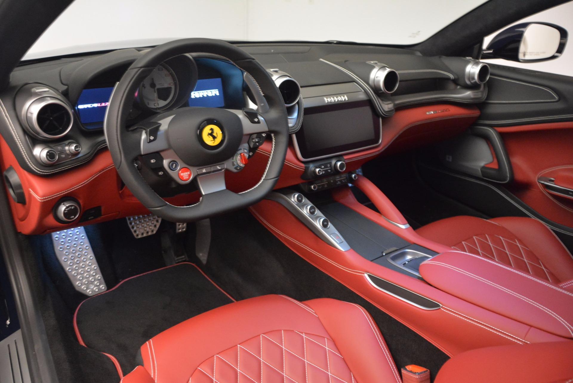 Used 2017 Ferrari GTC4Lusso  For Sale In Westport, CT 1601_p13