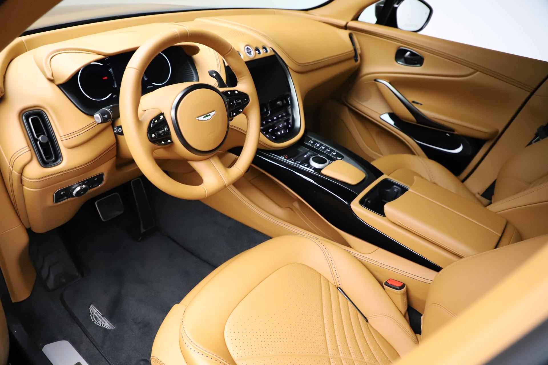 New 2020 Aston Martin DBX SUV For Sale In Westport, CT 1602_p13