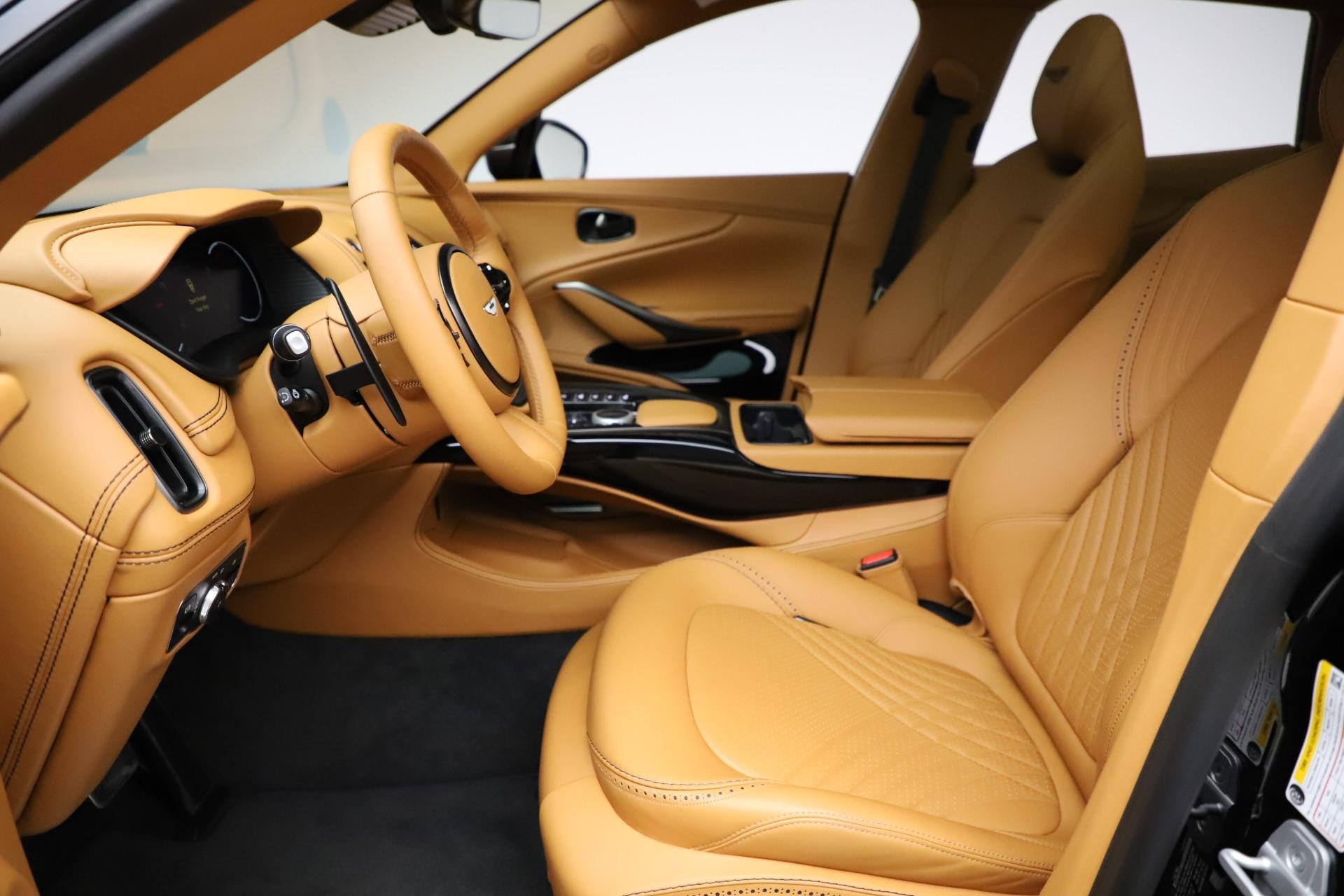 New 2020 Aston Martin DBX SUV For Sale In Westport, CT 1602_p14