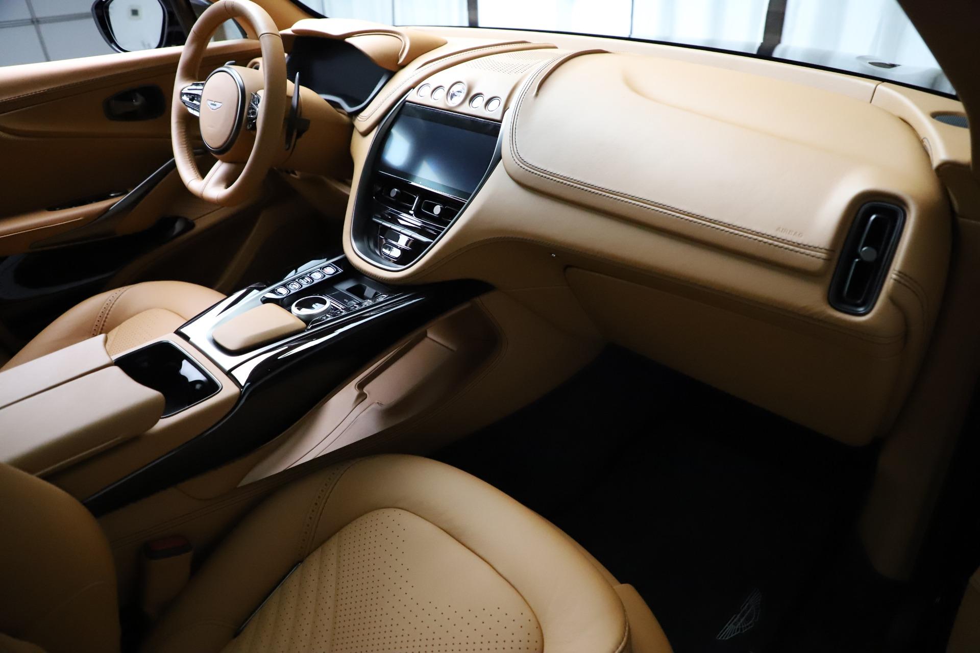 New 2020 Aston Martin DBX SUV For Sale In Westport, CT 1602_p20